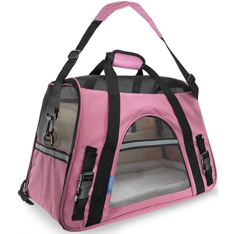 sac de transport animal animalis chiot voyage sacs respirant maille petit chien chat Chihuahua transporteur animaux sac à main