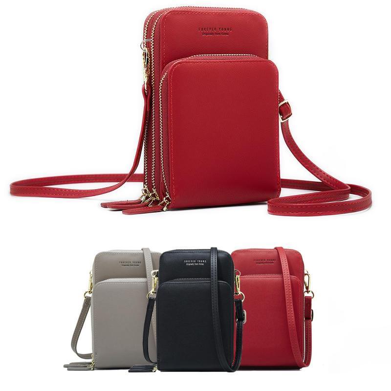 sac à bandoulière arrivée téléphone portable sac mode utilisation quotidienne porte-carte Mini pour femmes