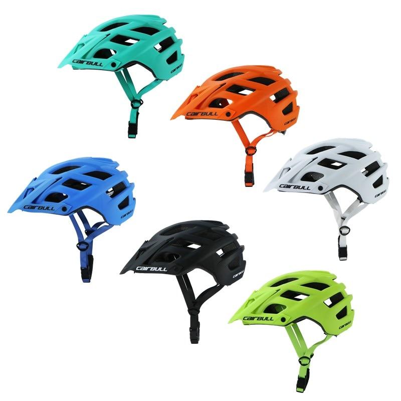2018 nouveau casque de cyclisme Cairbull TRAIL XC casque de vélo dans le moule vtt