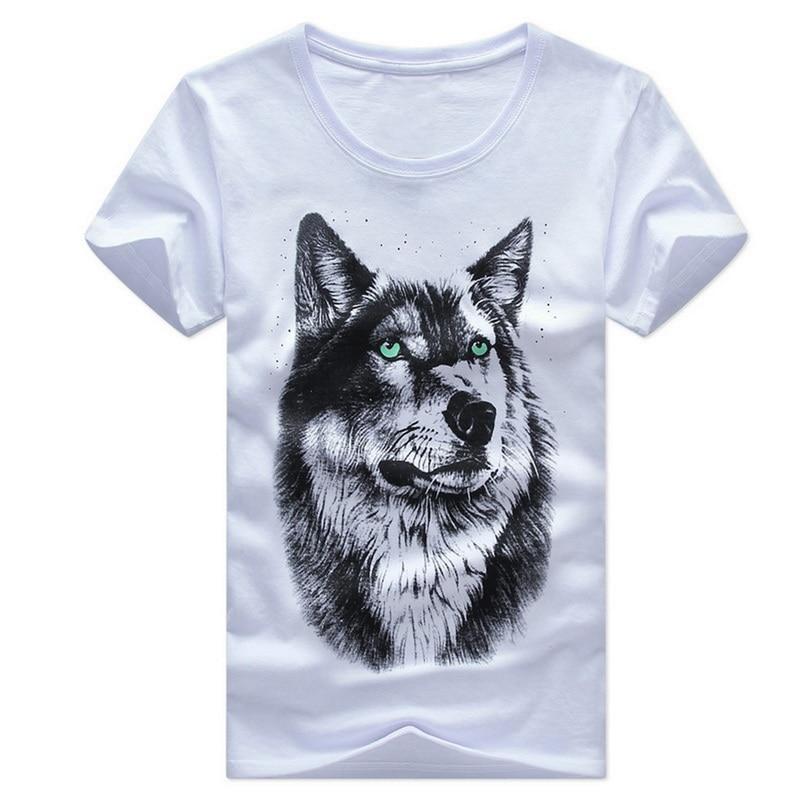 2020 nouveaux impression 3D T-shirts hommes mode à manches courtes col rond ample coupe ajustée casual T-shirt grande taille