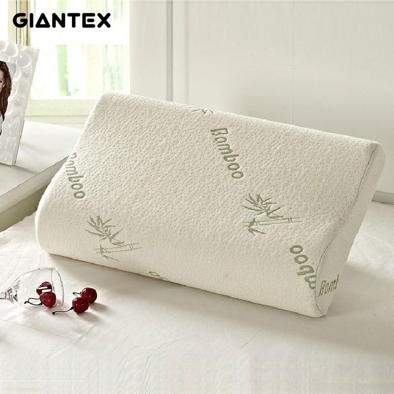 oreiller ergonomique  pour le lit à mémoire de forme marque giantex