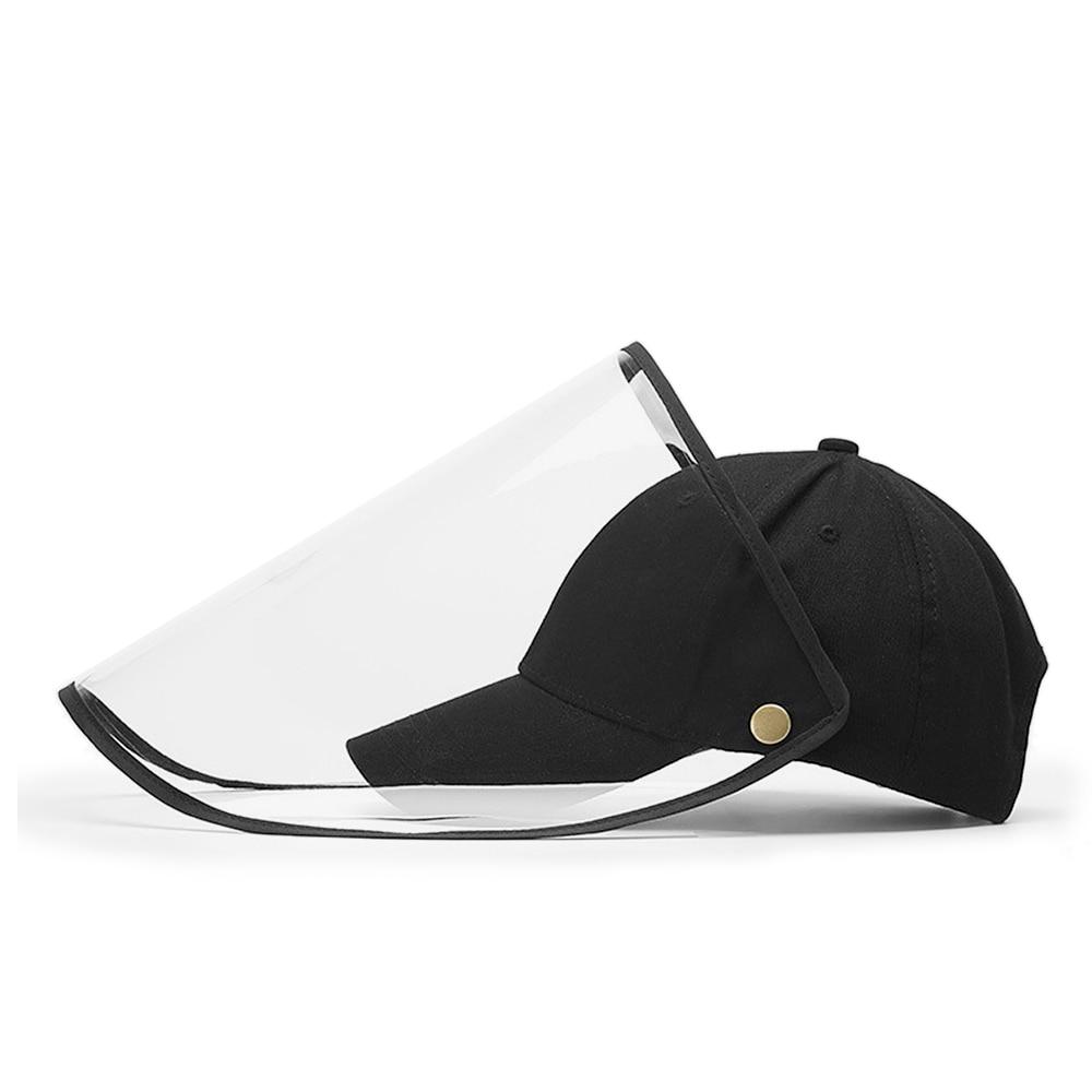 casquette visière de protection anti-buée Salive anti-poussière
