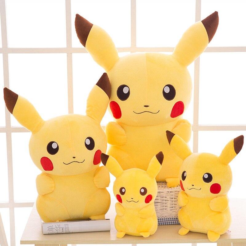 TAKARA TOMY Pokemon Pikachu jouets en peluche de 35 cm noel 2020