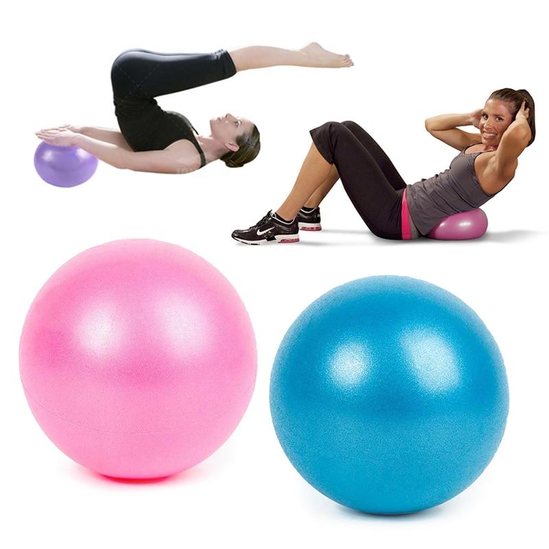25 cm Yoga Balle gymnastique Fitness balle équilibre exercice Yoga Gym Fitness jouets minceur
