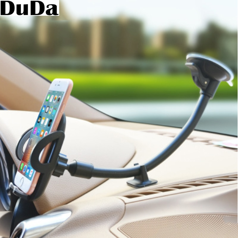 Support-de-t-l-phone-portable-universel-de-luxe-Long-bras-Support-pour-voiture-Support-de