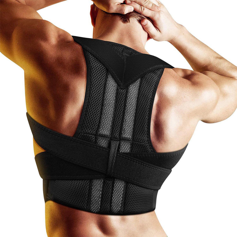 ceinture Correction de Posture pour hommes femmes accessoire matériel de correction dos