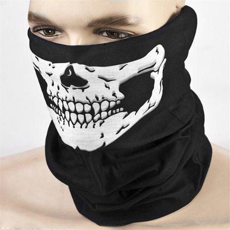 masque Multi fonction crâne masque extérieur cou plus chaud