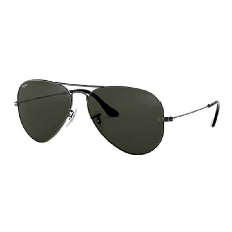 Ray-ban-m-tal-aviateur-lunettes-de-soleil-100-UV-Protection-lunettes-de-soleil-hommes-femmes