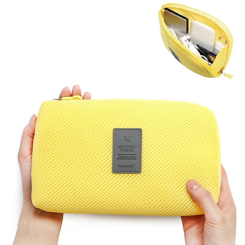 Femmes voyage affaires sac emballage Cubes chargeur numérique voyage accessoires paquet organisateur