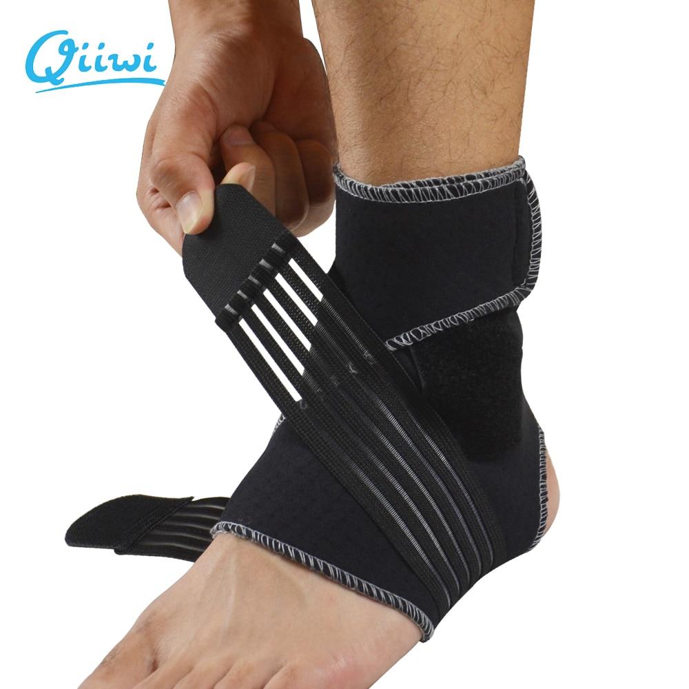 2019 nouveau sport Protection cheville Bandage élastique orthèse garde soutien sport Gym