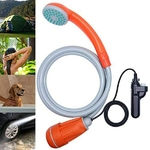 Camping-en-plein-air-douche-12-V-voiture-lectrique-sac-de-douche-ensemble-Portable-douche-lectrique