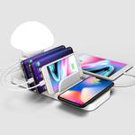 10-W-chargeur-rapide-3-0-QI-sans-fil-USB-chargeur-rapide-pour-iPhone-X-XR