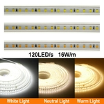 220V-LED-bande-2835-haute-s-curit-haute-luminosit-8-W-m-16-W-m-Flexible