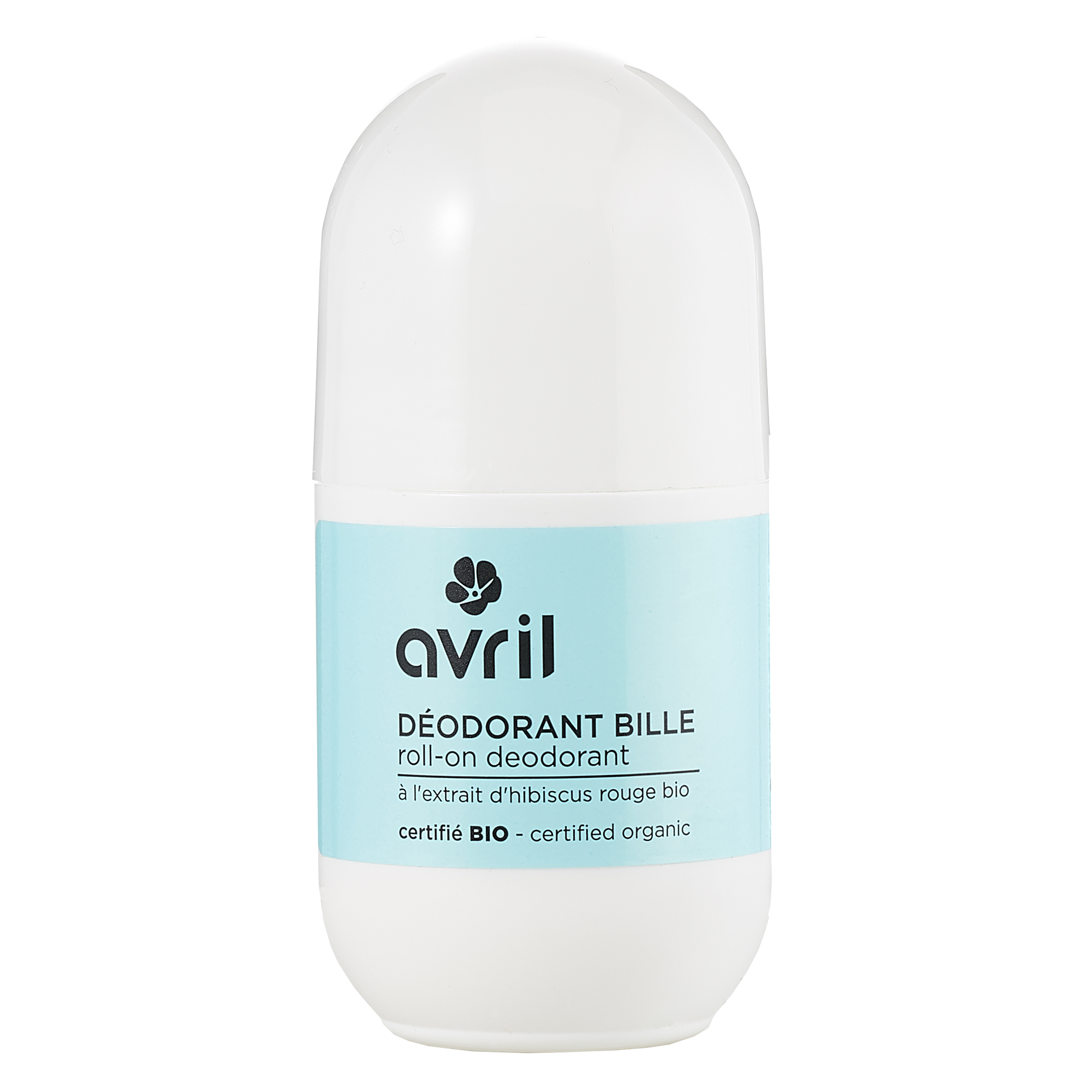 Déodorant bille - certifié bio 50 ml