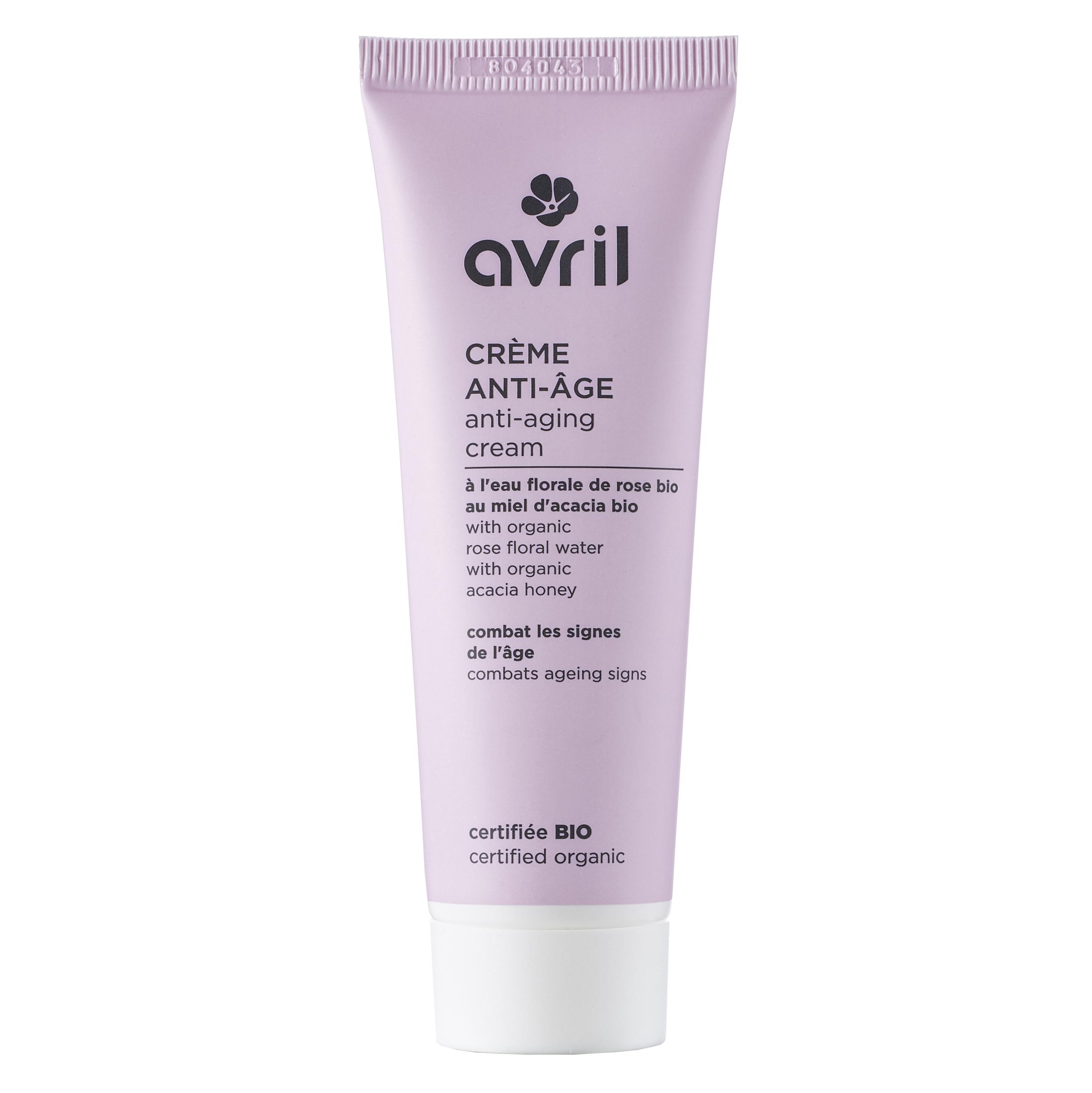 Crème anti-âge - certifiée bio 50 ml