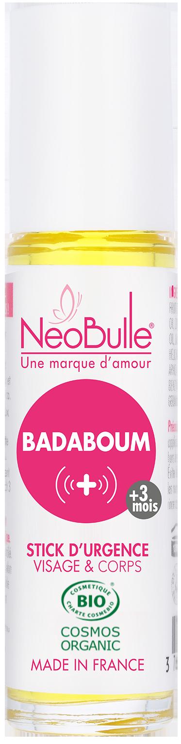 Badaboum, stick d\'urgence 9 ml