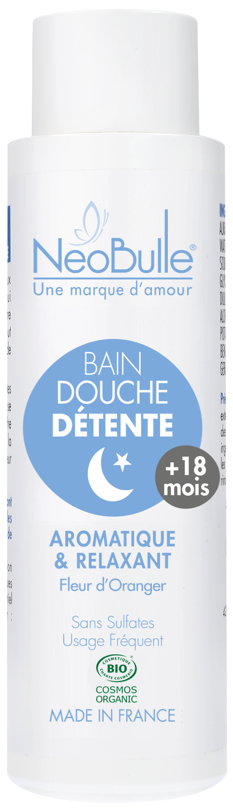 Bain Douche Détente   400 ml