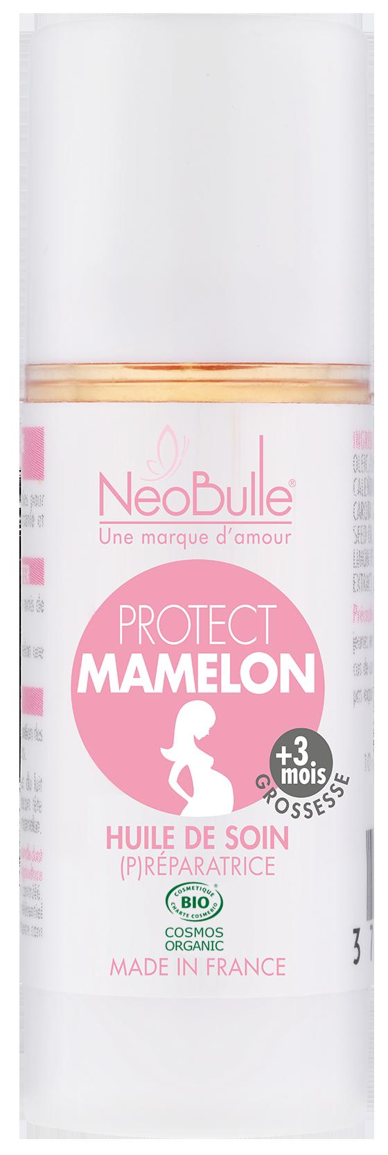 Protect Mamelon, huile de soin 10 ml