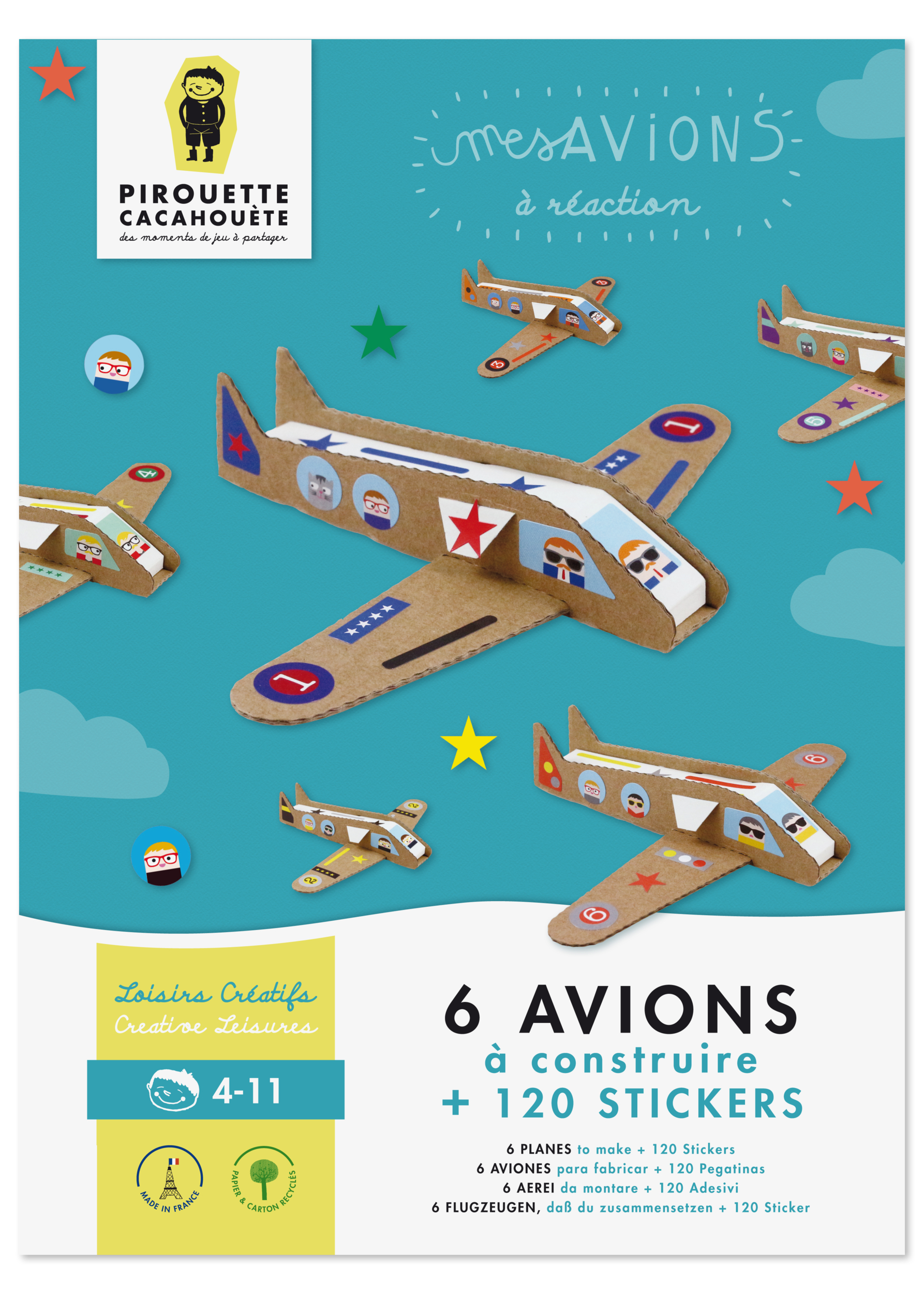 Mes Avions à réaction