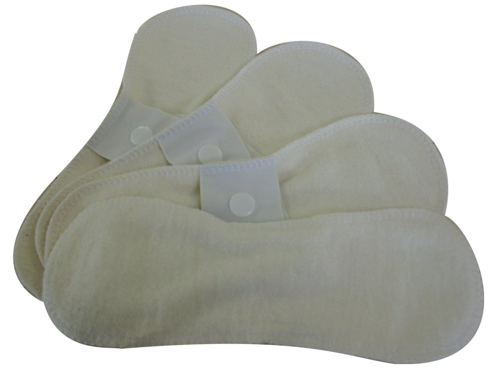 Serviette protège-slip en coton bio