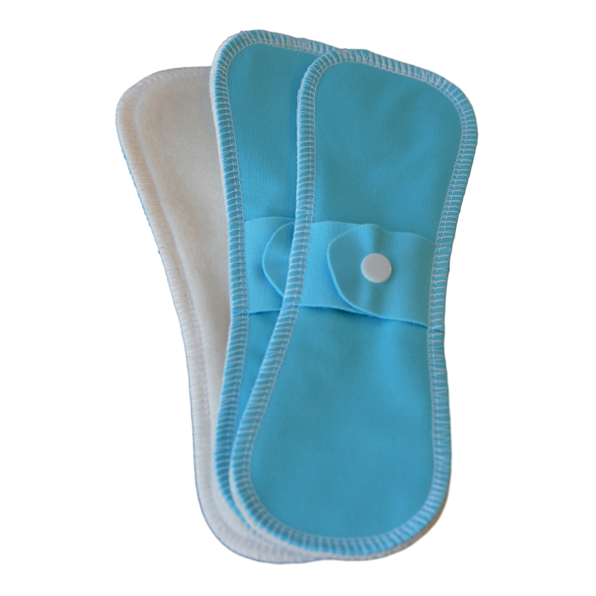 Serviette régulière jour en coton bio