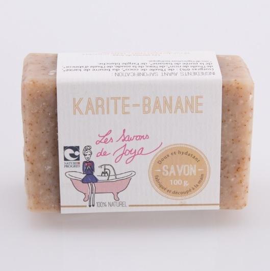 Savon Karité et Banane