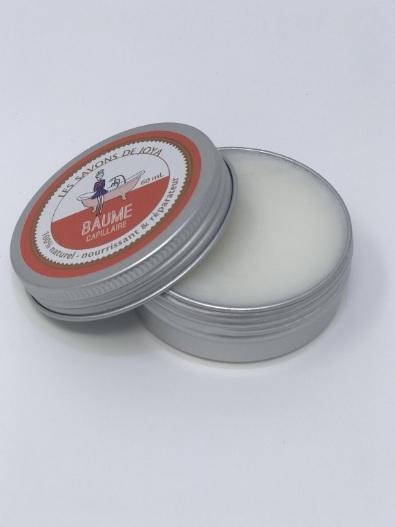 Baume capillaire Bio nourrissant et réparateur 180 ml