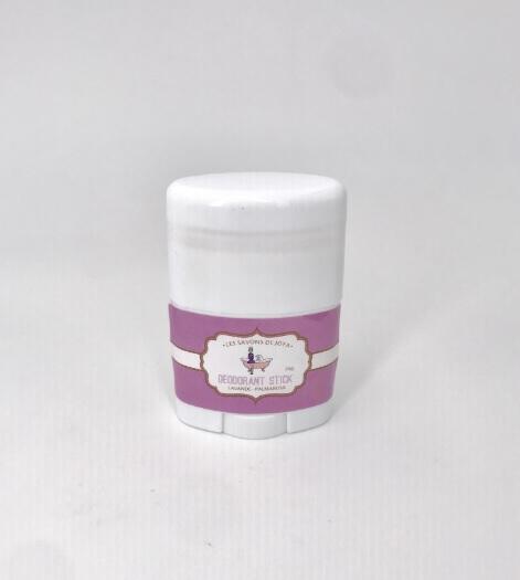 Déodorant stick Lavande et Palmarosa