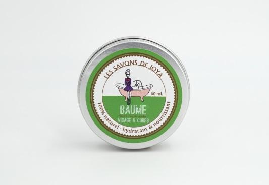 Baume Bio Corps et Visage 60 ml