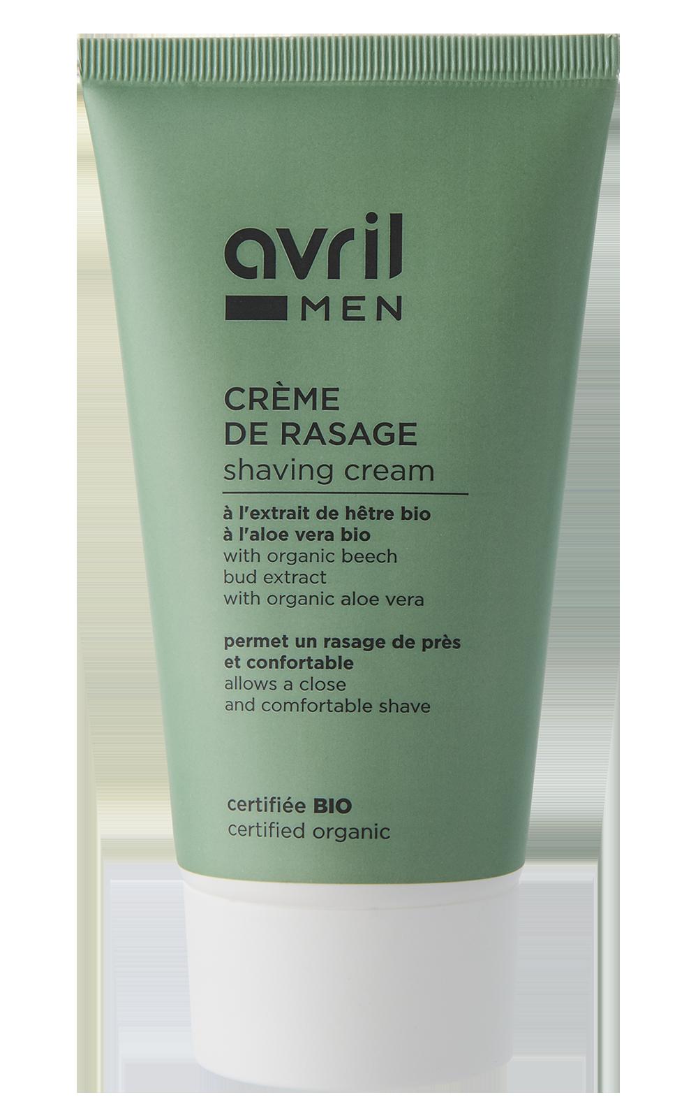 Crème de rasage homme 150 ml