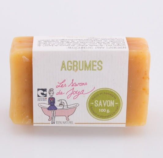Savons aux Agrumes