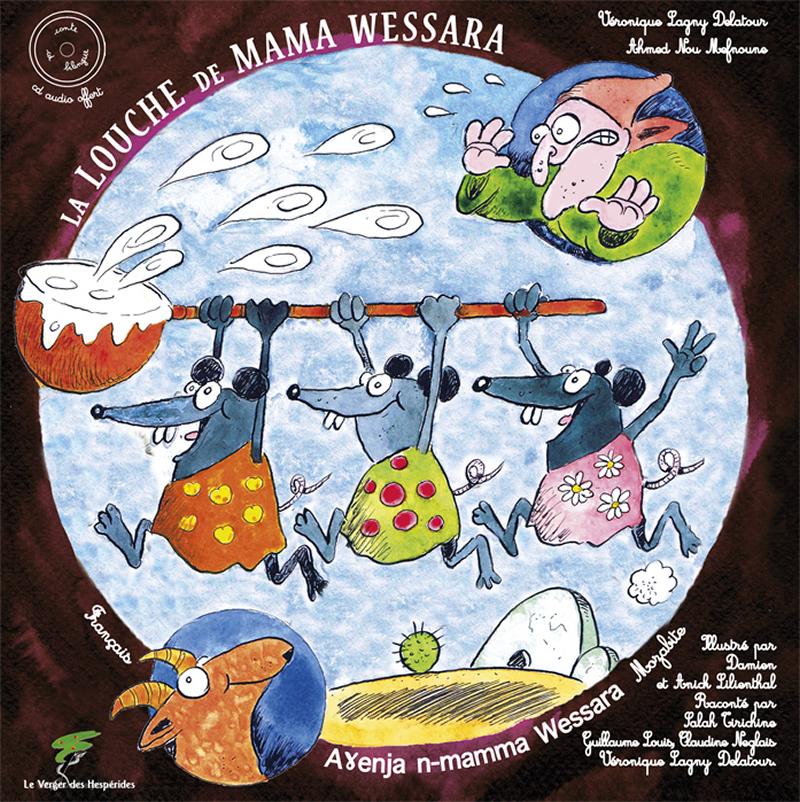 La louche de Mama Wessara
