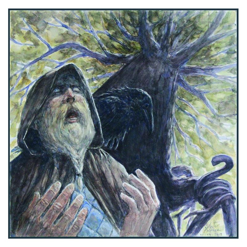 Odin Raconte l\'arbre monde