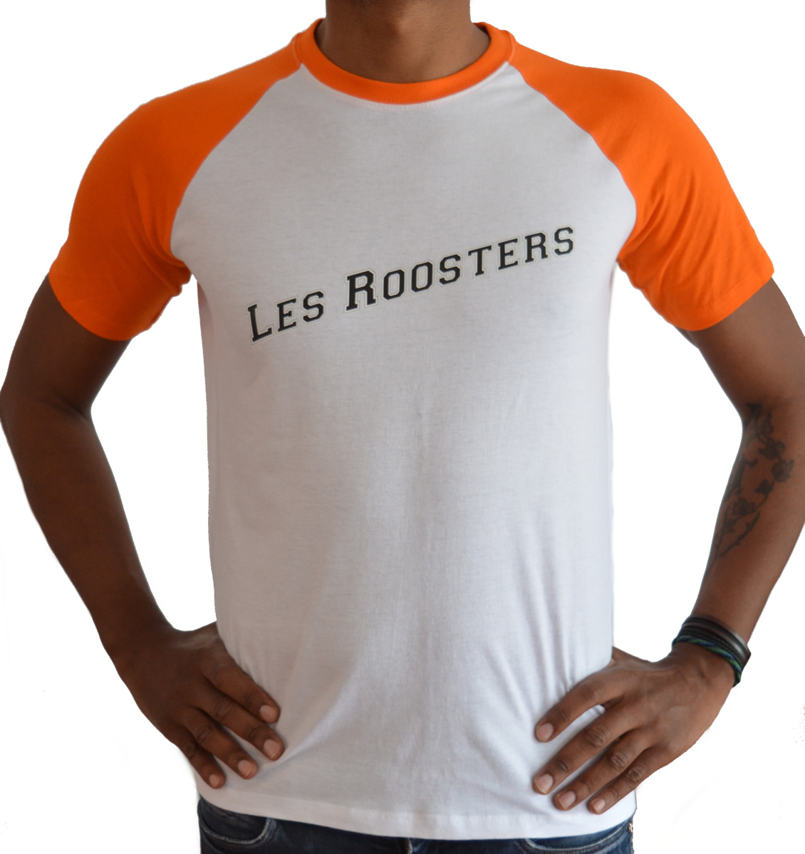 T-Shirt hommes Roosters