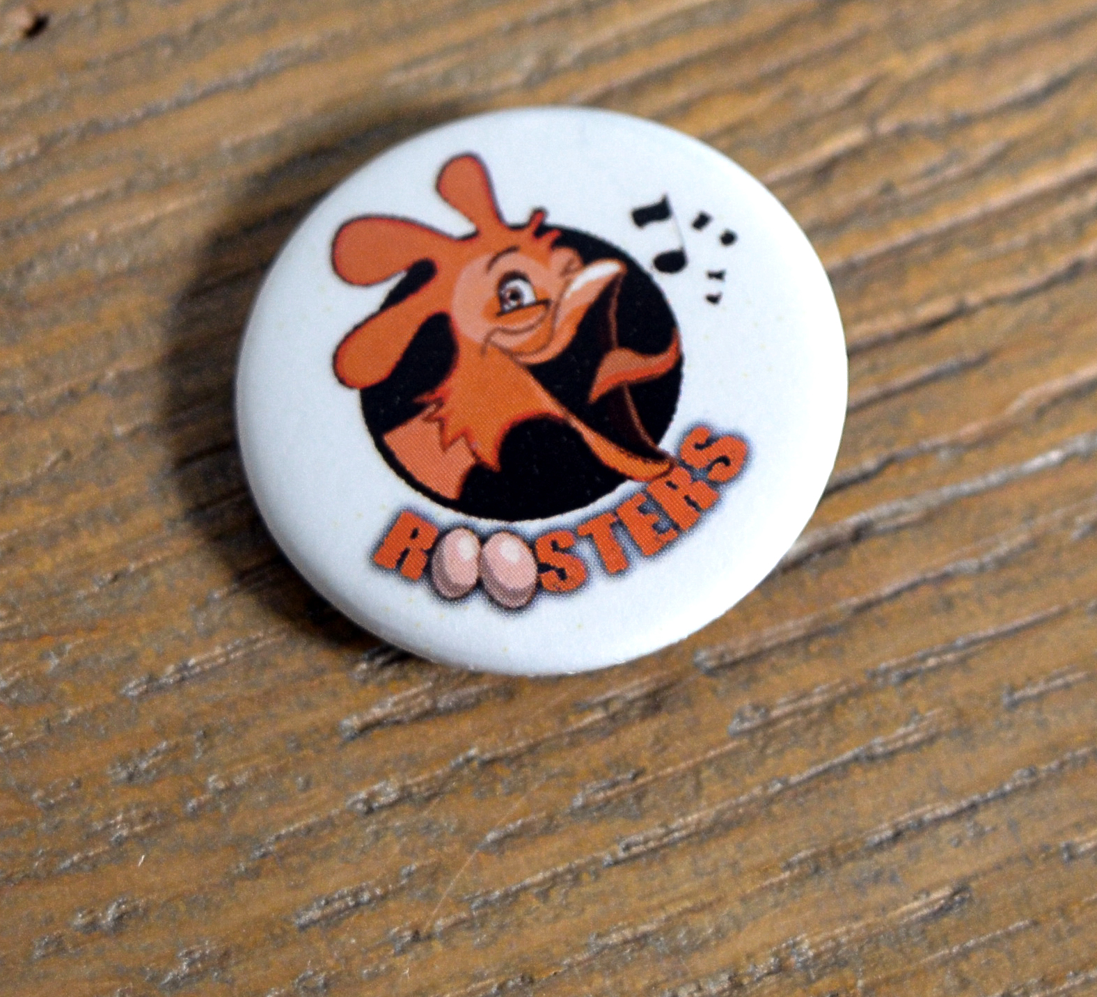 Badge Roosters