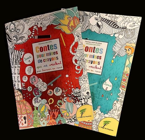 contes pour mines de crayons, Tome 1 et 2