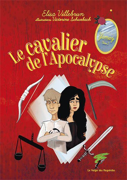 Le cavalier de l\'Apocalypse, Yamay T2