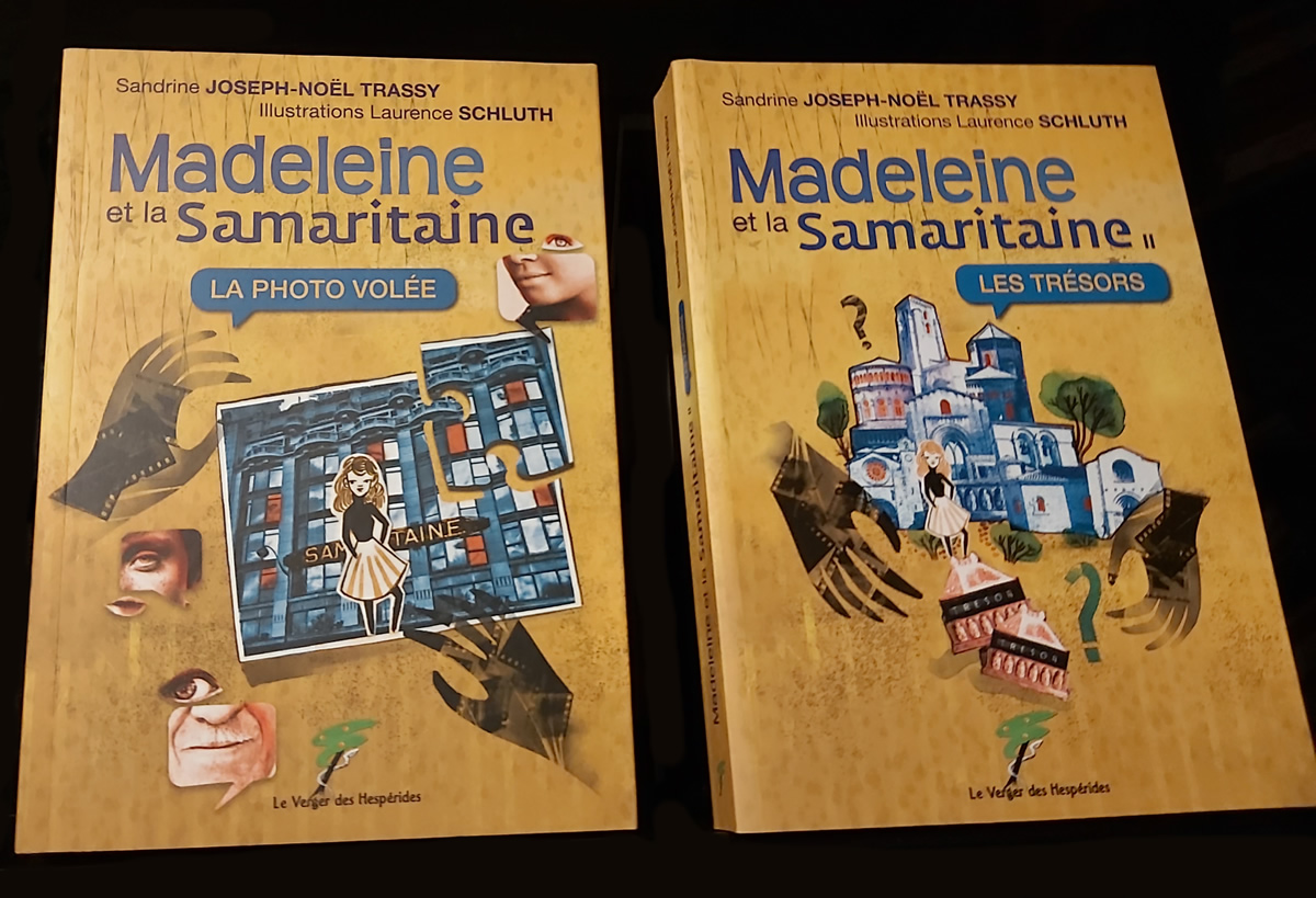 Madeleine et la Samaritaine, les 2 volumes