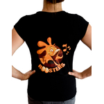 T Shirt F Verso Roosters