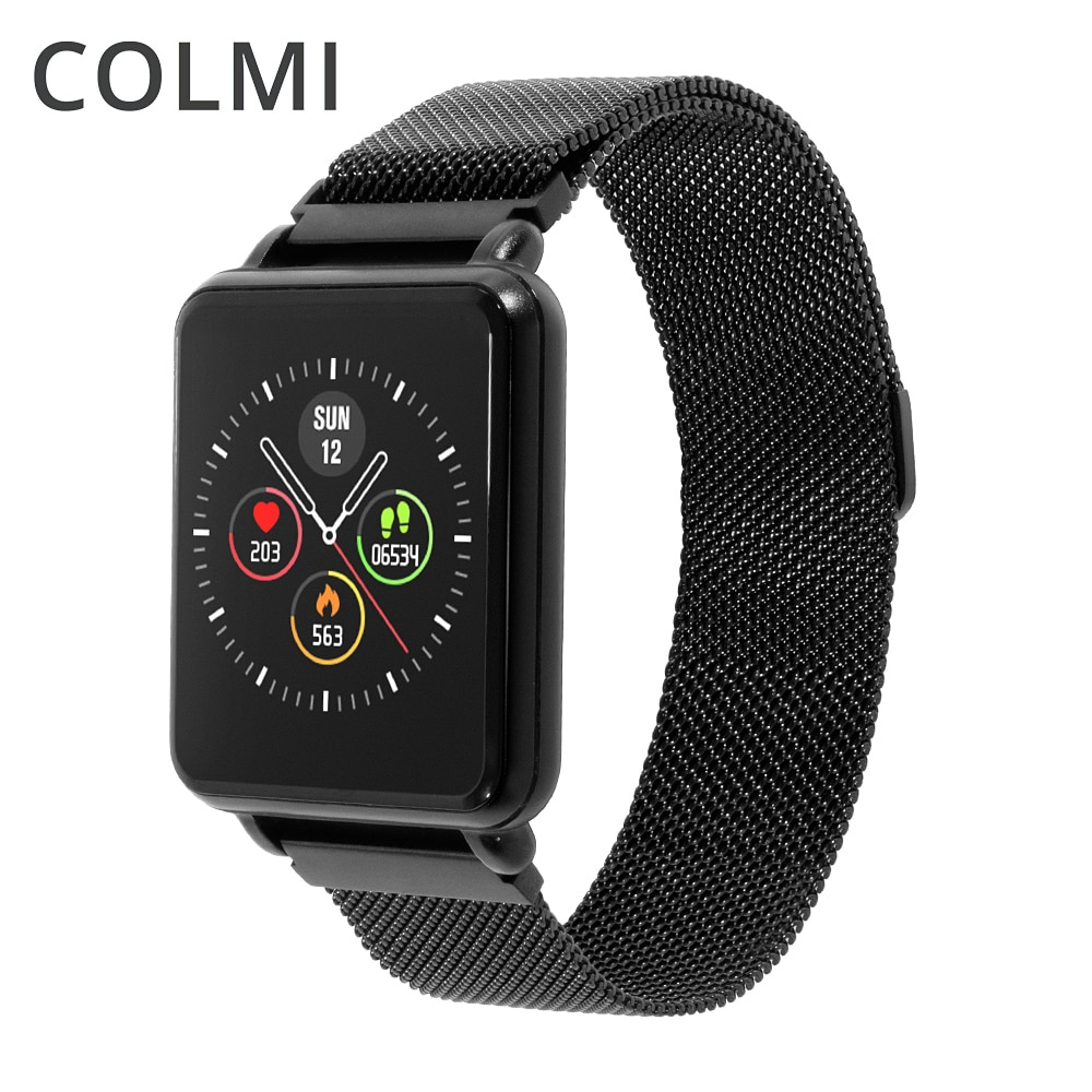 COLMI-Land-1-montre-intelligente-cran-tactile-complet-IP68-tanche-Bluetooth-Sport-fitness-tracker-hommes-Smartwatch