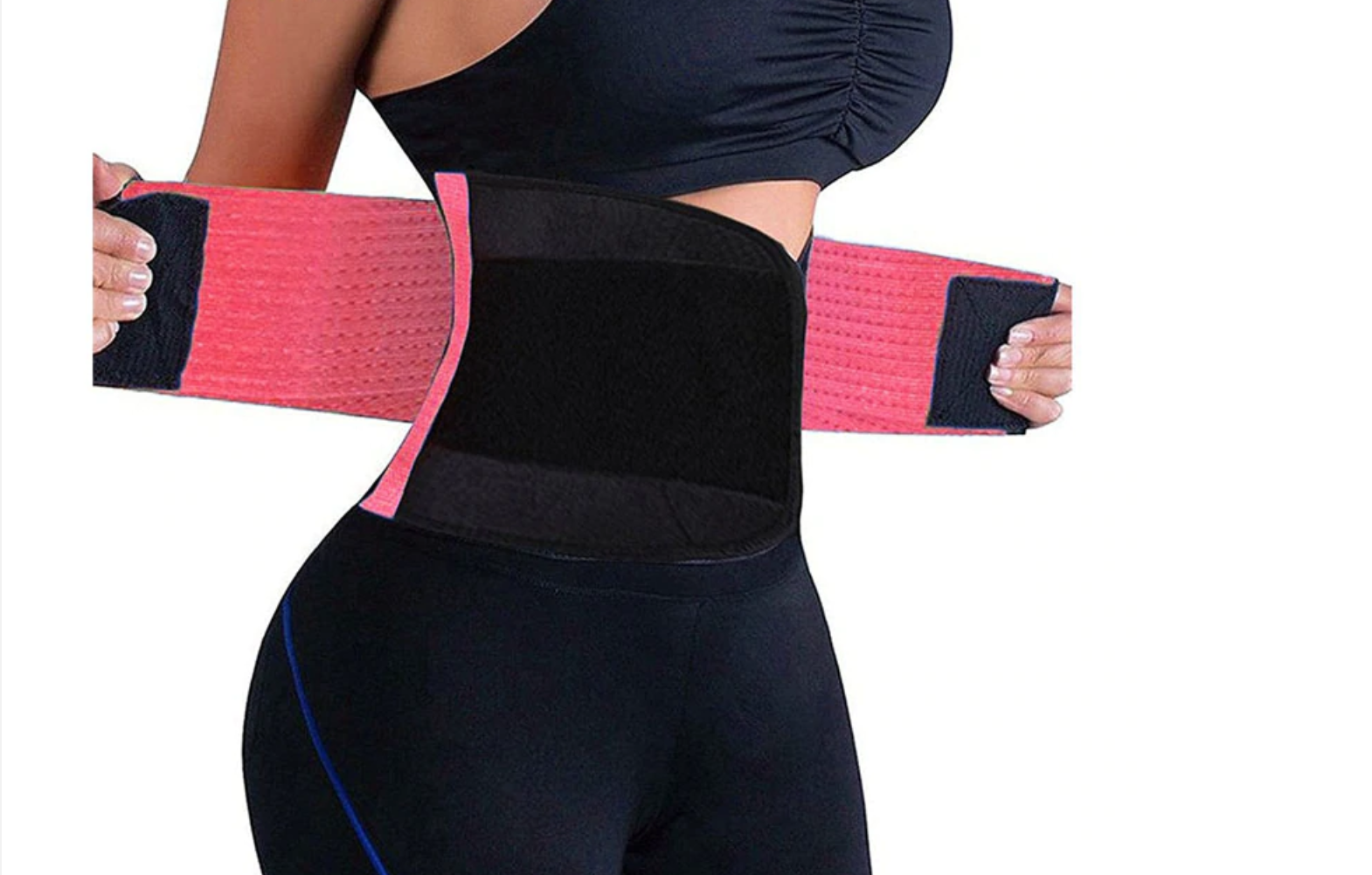 Ceinture de compression gainante sauna - S au 3XL