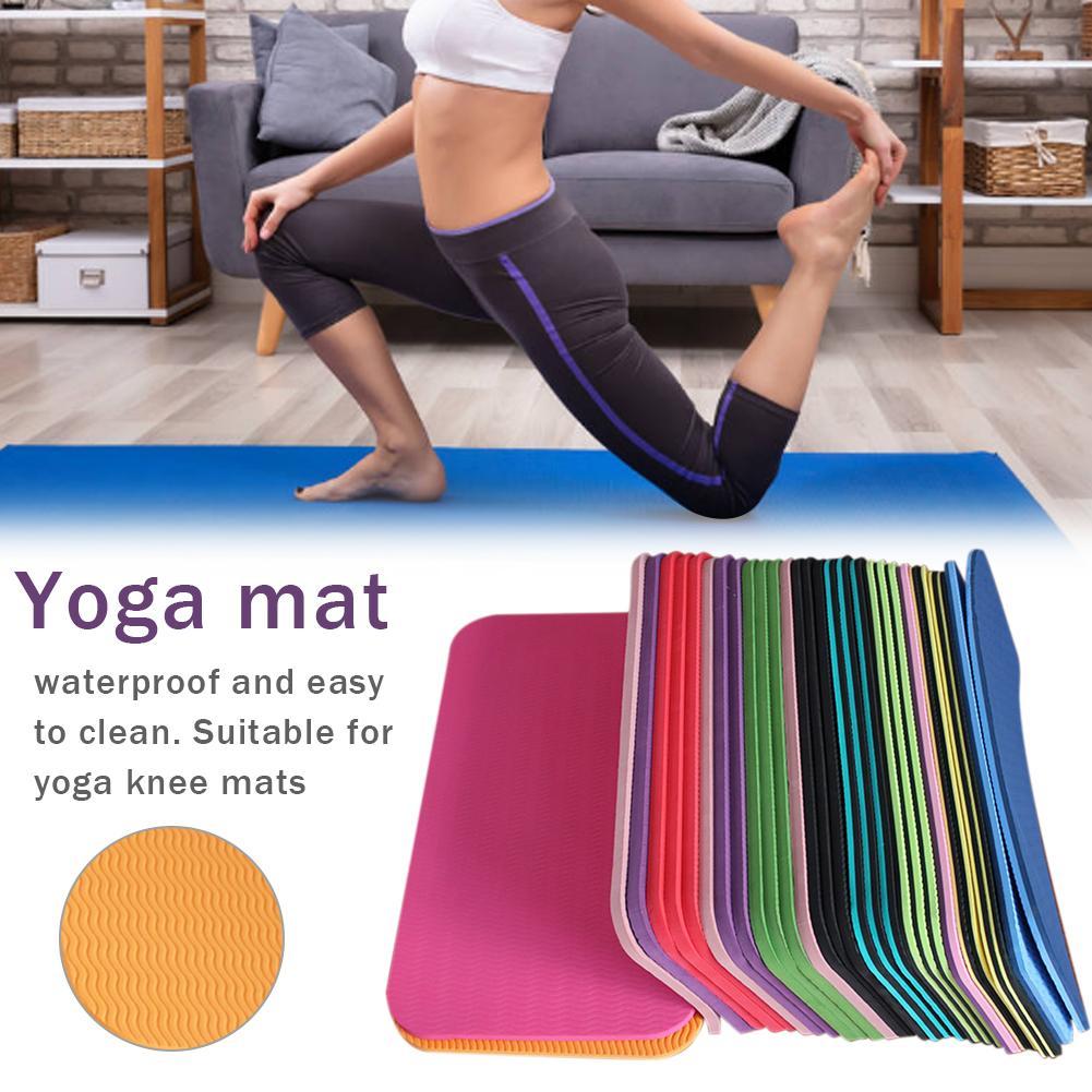 Genouillère de Yoga - Tapis de Yoga antidérapant imperméable