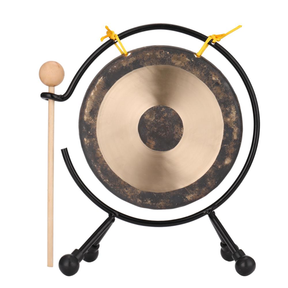 Gong traditionnel chinois - Haute qualité - Pour méditation