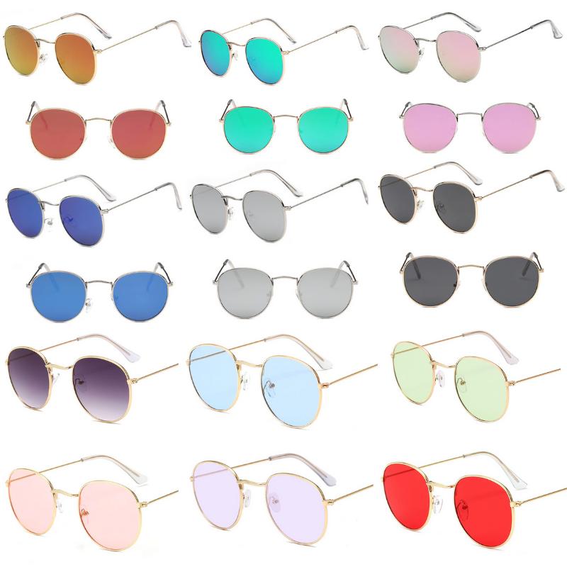 lunettes de soleil rétro vintage - Passion yoga