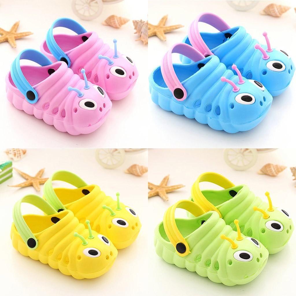 Adorables Chaussures - Sandales - Enfants - Mules - Chenilles