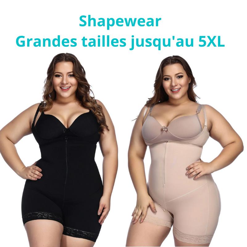 Shapewear combinaison - Gainante - Minceur - S au 5 XL