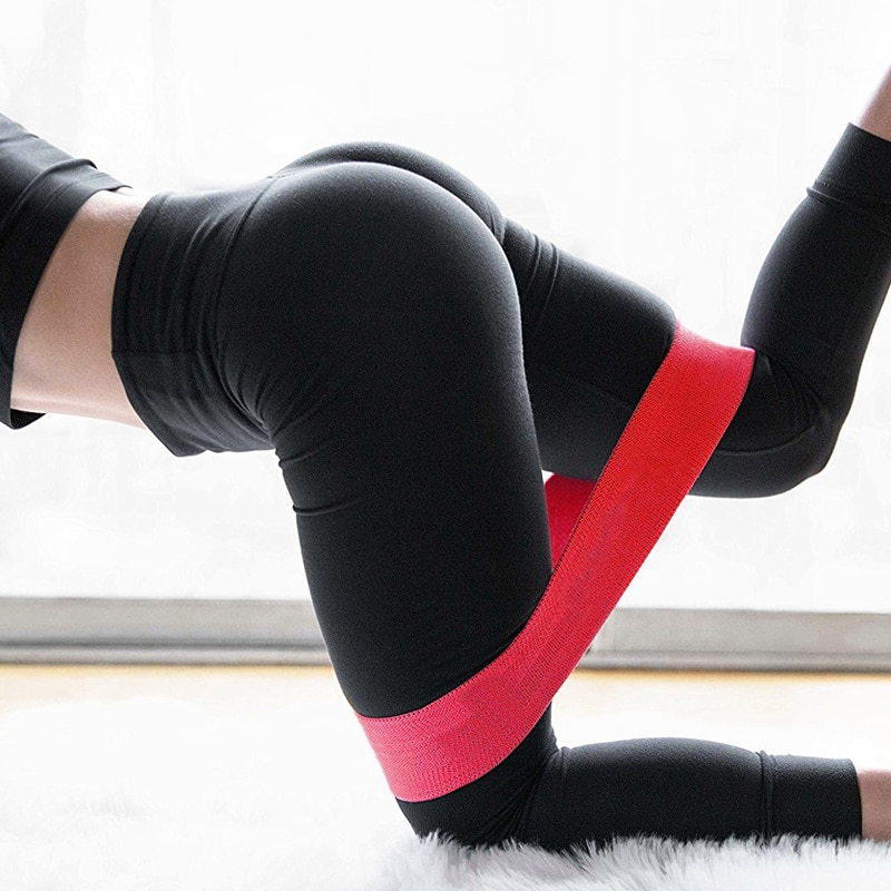 Bandes de musculation en latex