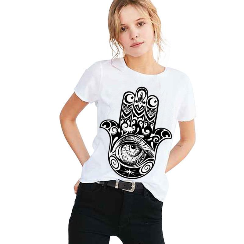 T-shirt décontracté en coton été yogi - Du S au XL - 13 motifs au choix
