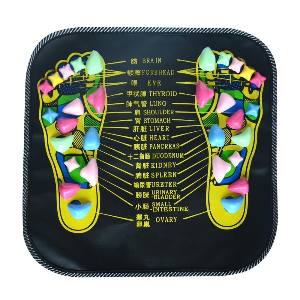 Tapis de Massage des Pieds - Thérapie physique - Réflexologie Plantaire