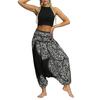 Sarouel Népal de Méditation et de yoga blanc